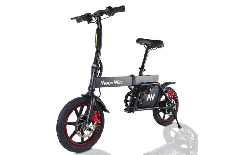 bibicleta electrica plegable Windgoo B20